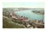 Ohio River  Cincinnati  Ohio