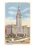 Terminal Tower  Cleveland  Ohio