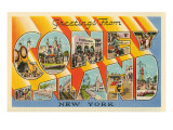 Greetings from Coney Island  New York