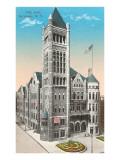 City Hall  Syracuse  New York