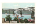 Bridge  Poughkeepsie  New York