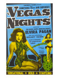 Advertisement for Las Vegas Movie  Nevada