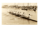 California Eight Oar Rowing Team