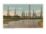 Oil Wells of Oklahoma