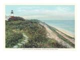 Path to Sankaty  Siasconset  Nantucket  Massachusetts