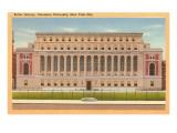 Butler Library  Columbia University  New York