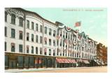 Hotel Bennett  Binghamton  New York