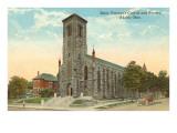 St Vincent's Church  Akron  Ohio