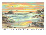 Paint by Numbers  Seascape