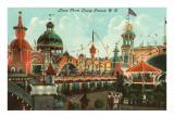 Luna Park  Coney Island  New York City