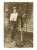 Early Outdoor Photographer