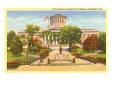 State Capitol  Columbus Ohio