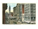 Market Street  Philadelphia  Pennsylvania