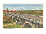 Viaduct  Akron  Ohio