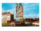 Sands Hotel  Las Vegas  Nevada