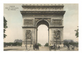 Arc de Triomphe de l&#39;Etoile