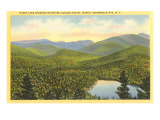 Heart Lake  Adirondack Mountains  New York