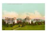 University of Oregon  Eugene  Oregon