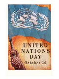 Poster for United Nations Day