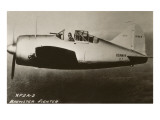 XF2A-2 Brewster Navy Fighter Plane