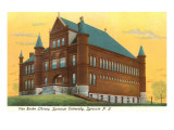 Library  Syracuse University  New York