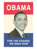 Obama Poster  Change We Need