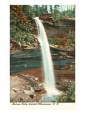 Haines Falls  Catskill Mountains  New York