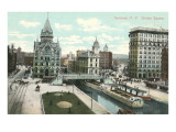 Clinton Square  Syracuse  New York