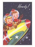 Howdy from Kids in Outer Space