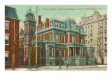 Union League  Philadelphia  Pennsylvania