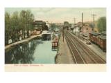 Canal  Bethlehem  Pennsylvania