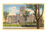 Keating Hall  Fordham University  New York City