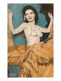 Showgirl  Las Vegas  Nevada