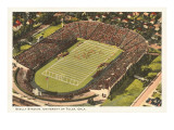 Skelly Stadium  University of Tulsa  Oklahoma
