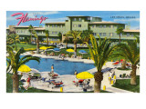 Hotel Flamingo  Las Vegas  Nevada