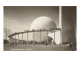 The Perisphere  New York World&#39;s Fair  New York City