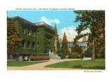 Library  University of Oregon  Eugene