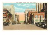 Third Street  Tulsa  Oklahoma