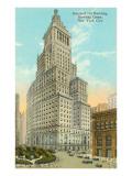 Standard Oil Building  New York City