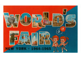 New York World&#39;s Fair  1964-1965