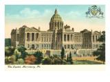 State Capitol  Harrisburg  Philadelphia  Pennsylvania