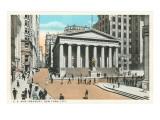 US Sub-Treasury  New York City