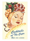 Cocktails at the Copa  Latin Bombshell  Graphics