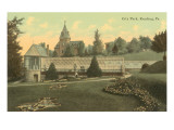 City Park  Reading  Pennsylvania