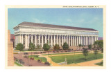State Education Building  Albany  New York