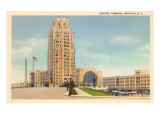 Central Terminal  Buffalo  New York