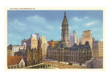 City Hall  Philadelphia  Pennsylvania