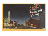 Pioneer Club  Las Vegas  Nevada