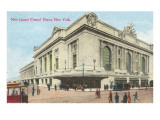 Grand Central Depot  New York City