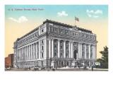 US Custom House  New York City